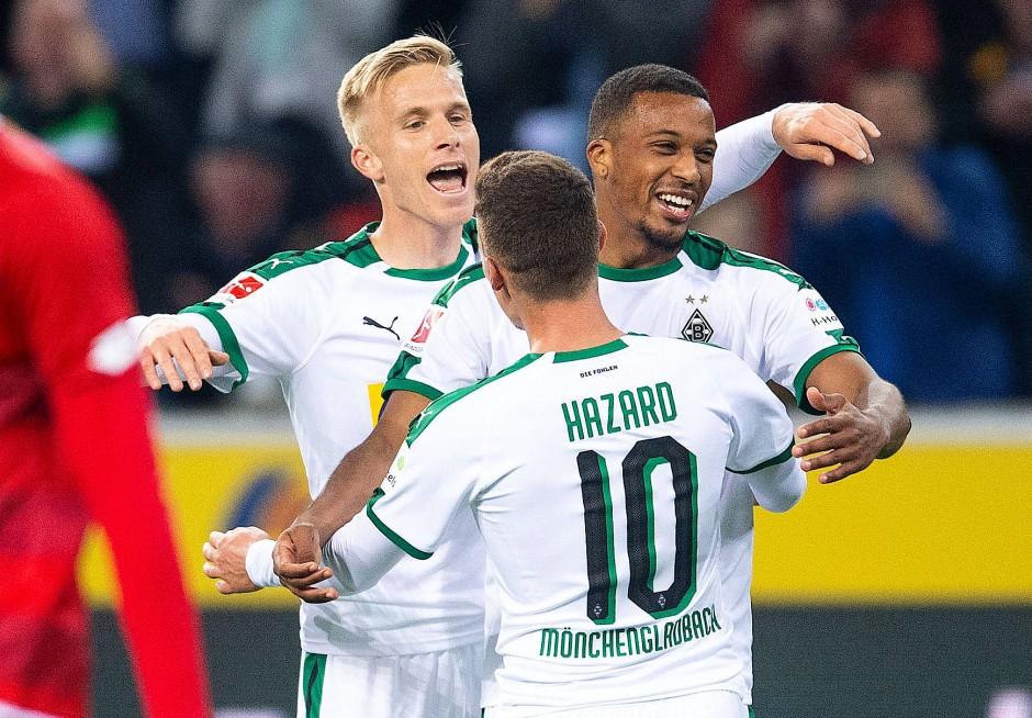 Gladbacher Feiertag: Konterfußball vom Feinsten zu Hause gegen Mainz 05