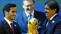 Qatar 2022 ist schädlich für das Fifa-Image: Generalsekretär Jérôme Valcke (Mitte)