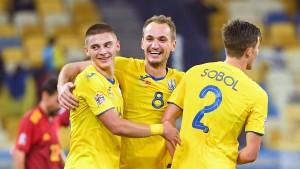 Spanien verliert in der Ukraine