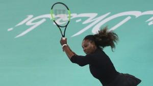 Serena Williams verliert nach Baby-Pause