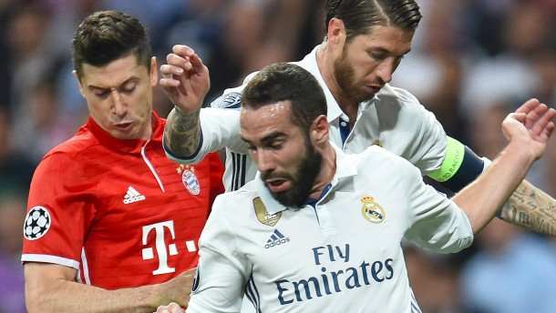 Münchner Knaller im Halbfinale gegen Real Madrid