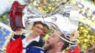 Nachsitzen für den Meister: Titelverteidiger Adler Mannheim muss Pre-Playoffs spielen