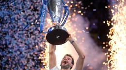Dimitrow ist neuer Tennis-Weltmeister
