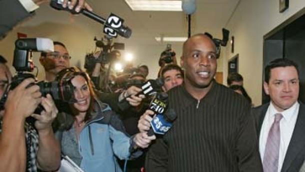 Superstar Bonds erneut unter Dopingverdacht