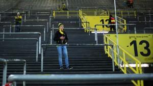 So schummelt die Bundesliga bei den Zuschauerzahlen