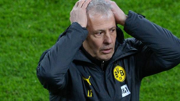 Große Sorgen bei Borussia Dortmund