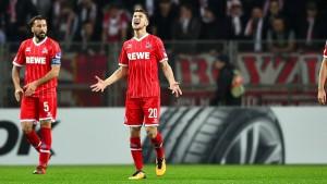 Die Leiden der Kölner gehen weiter