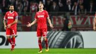 Unfassbar: Der 1. FC Köln verliert auch in der Europa League