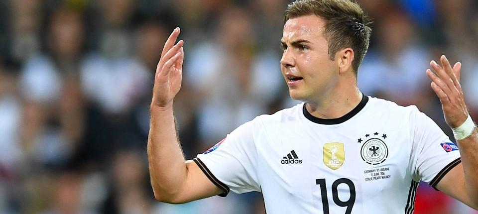 EM 2016 Halbfinale: DFB Team ohne Mario Götze gegen Frankreich