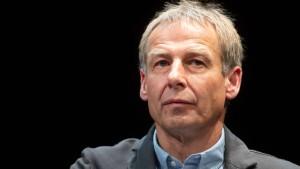 Jürgen Klinsmann sagt mit Seitenhieb ab