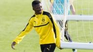 Dembélé bleibt beim BVB suspendiert