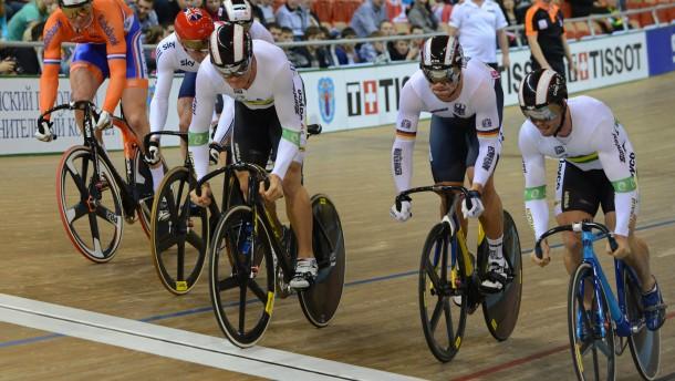 Fast ganz vorne: Maximilian Levy wird Zweiter in Minsk