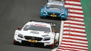 Rast siegt am Nürburgring