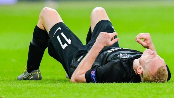 Knieverletzung von Rode nicht so schwer wie befürchtet
