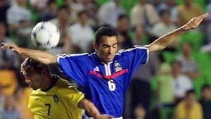 Frankreich und Japan im Finale