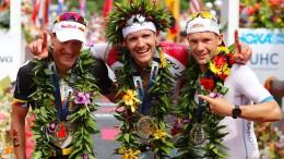 Die großen Drei des Triathlons