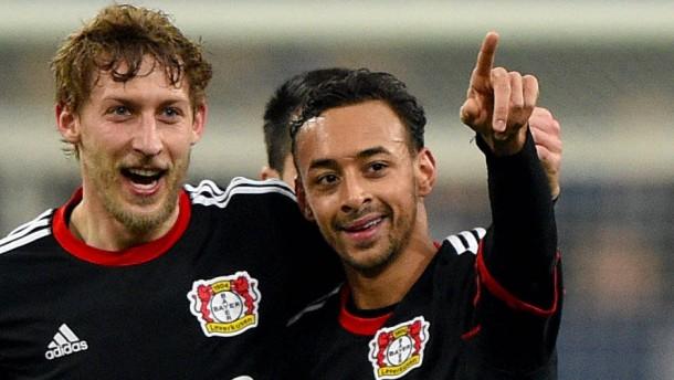 Leverkusen gewinnt das Millionenspiel