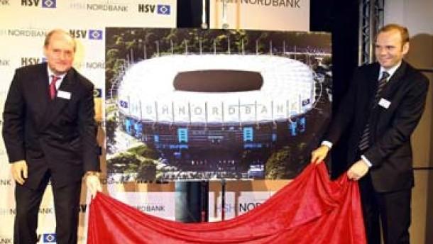 HSV spielt künftig in der HSH Nordbank Arena