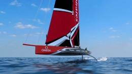 Spektakuläres Boot für 2021 enthüllt