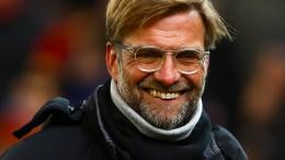 Klopp und Liverpool im Glück