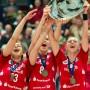 Für die Dresdnerinnen ist es der dritte Meistertitel in Serie