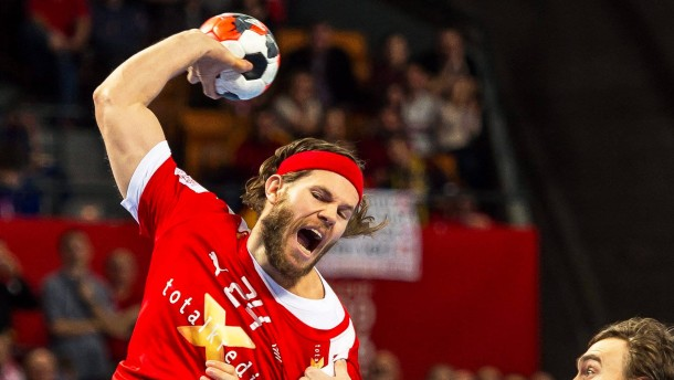 deutschland dänemark handball em