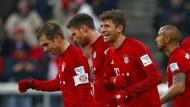 Bayern mit einem Rekord nach dem anderen