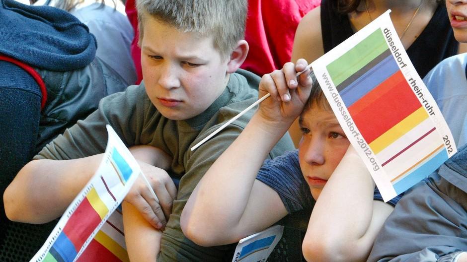 Wieder nichts: Die Jugend der Welt kommt wie schon 2012 (Foto) auch 2032 nicht nach Rhein-Ruhr.