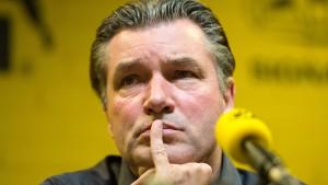 Zorc verspricht Meistertitel für Dortmund
