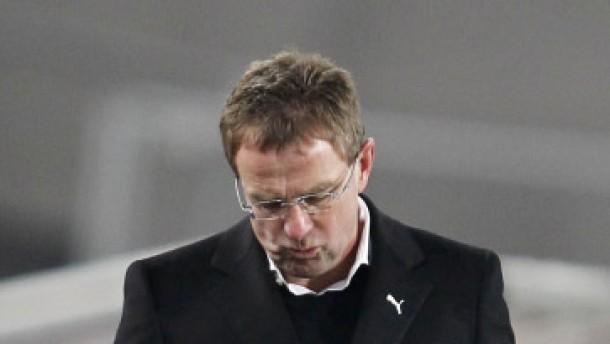 Medien: Ralf Rangnick nicht mehr Trainer von Hoffenheim