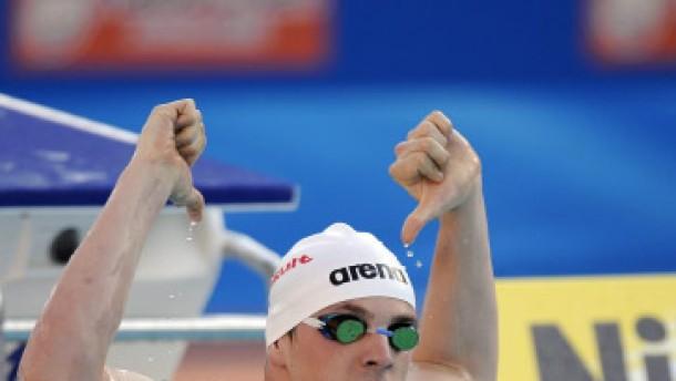 Zwei Weltrekorde, aber nur ein Titel