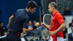 Djokovic und die Trennungswelle