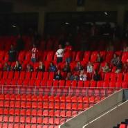 Spilerfrauen und Mitarbeiter: Dieser Kurzbesuch auf der Tribüne während des Relegationsspiels führt zu eine Strafe für den FC Heidenheim.