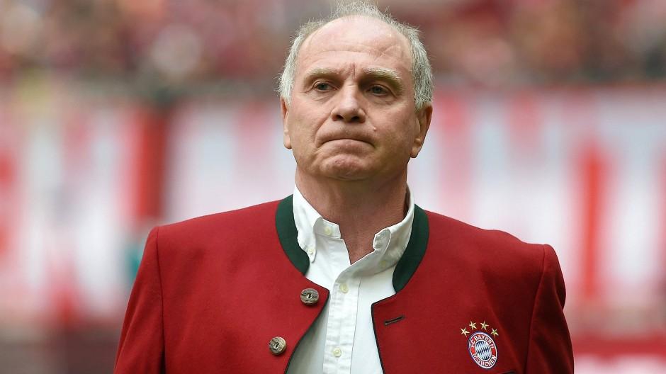 Ehrenpräsident des FC Bayern: Uli Hoeneß