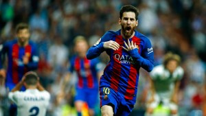 Messi entscheidet dramatischen Clásico