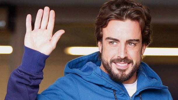 Alonso nennt Grund für mysteriösen Unfall