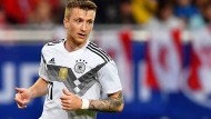 Wird der DFB-Elf gegen Russland nicht helfen können: Marco Reus fällt aus.