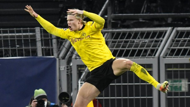 Haaland schießt den BVB ins Viertelfinale