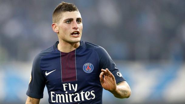 Barça schwärmt von einem Italiener in Paris