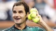 Federer verzückt das Volk