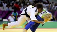 Historische Judoka-Medaille in Baku