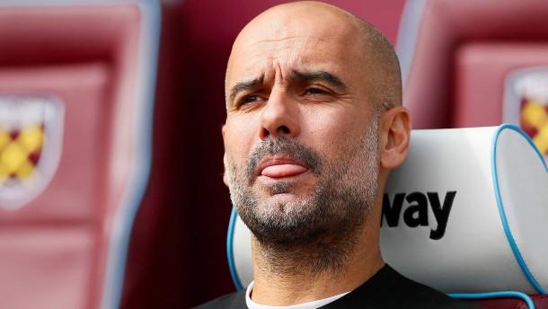 Guardiola und City begeistern zum Auftakt