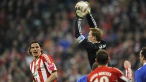 Großer Rückhalt: Manuel Neuer hielt tadellos in München
