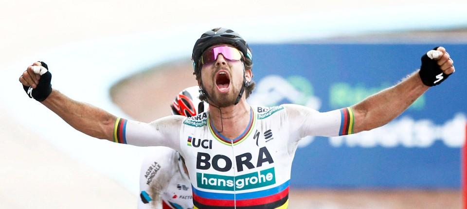 Sonderpreis für Schnelle Lieferung Großhandelspreis 2019 Radsport: Peter Sagan gewinnt Paris–Roubaix