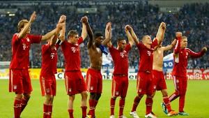 Die Liga sieht rot - Hamburg sieht schwarz