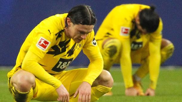 Haaland fehlt Dortmund überall