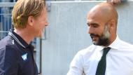Gisdol telefoniert nach Vorwürfen mit Guardiola