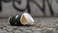 Leider ein Klassiker auf deutschen Straßen und Bürgersteigen