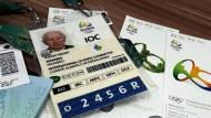 IOC-Mitglied Hickey vorerst aus Haft entlassen