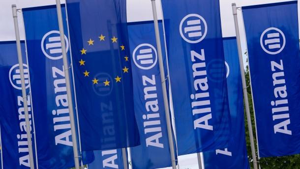 Bilanz Allianz Versicherung